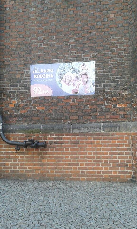 Other Radio Rodzina placate in Wrocław