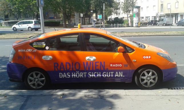 Taxi Radio Wien