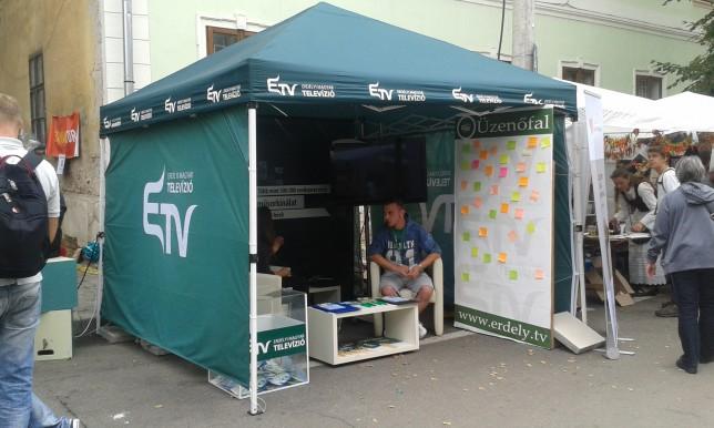 Local ETV was represented in Cluj-Napoca